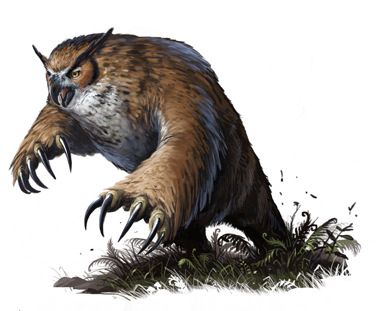 owlbear icon